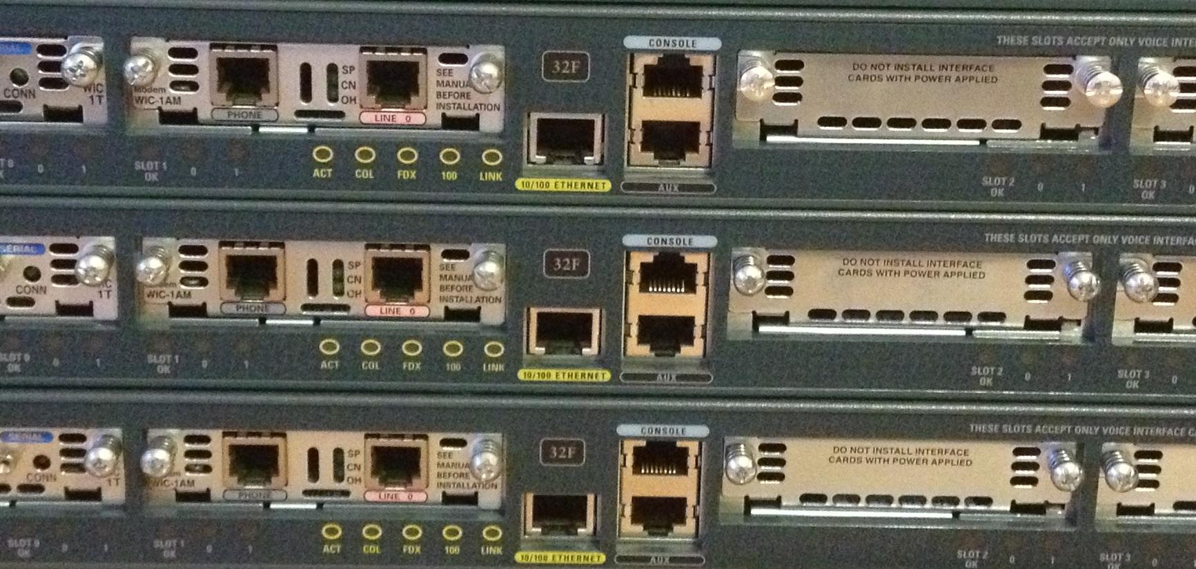 Redundancia de Routers con el Protocolo HSRP de Cisco