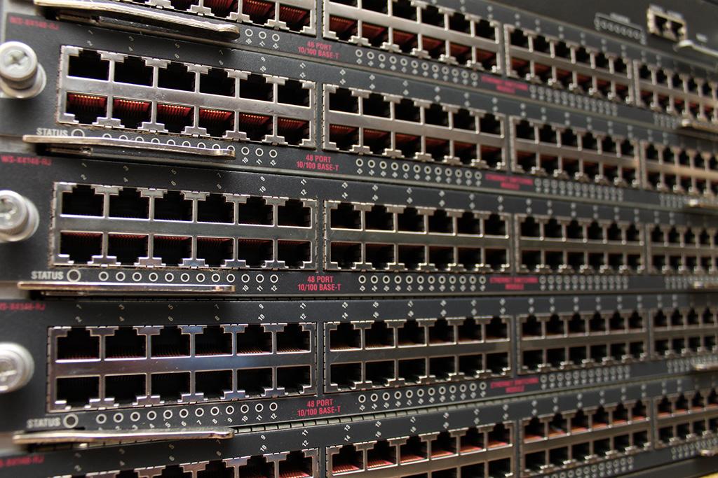 """""""In""""Seguridad en la electrónica de red."""